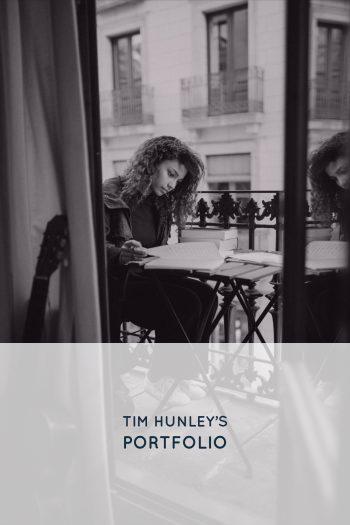 Cover image for Tim Hunley's Portfolio (portfolio demo)