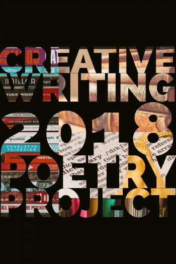 Cover image for Creative Writing 2018 Poetry Project (poetry demo)