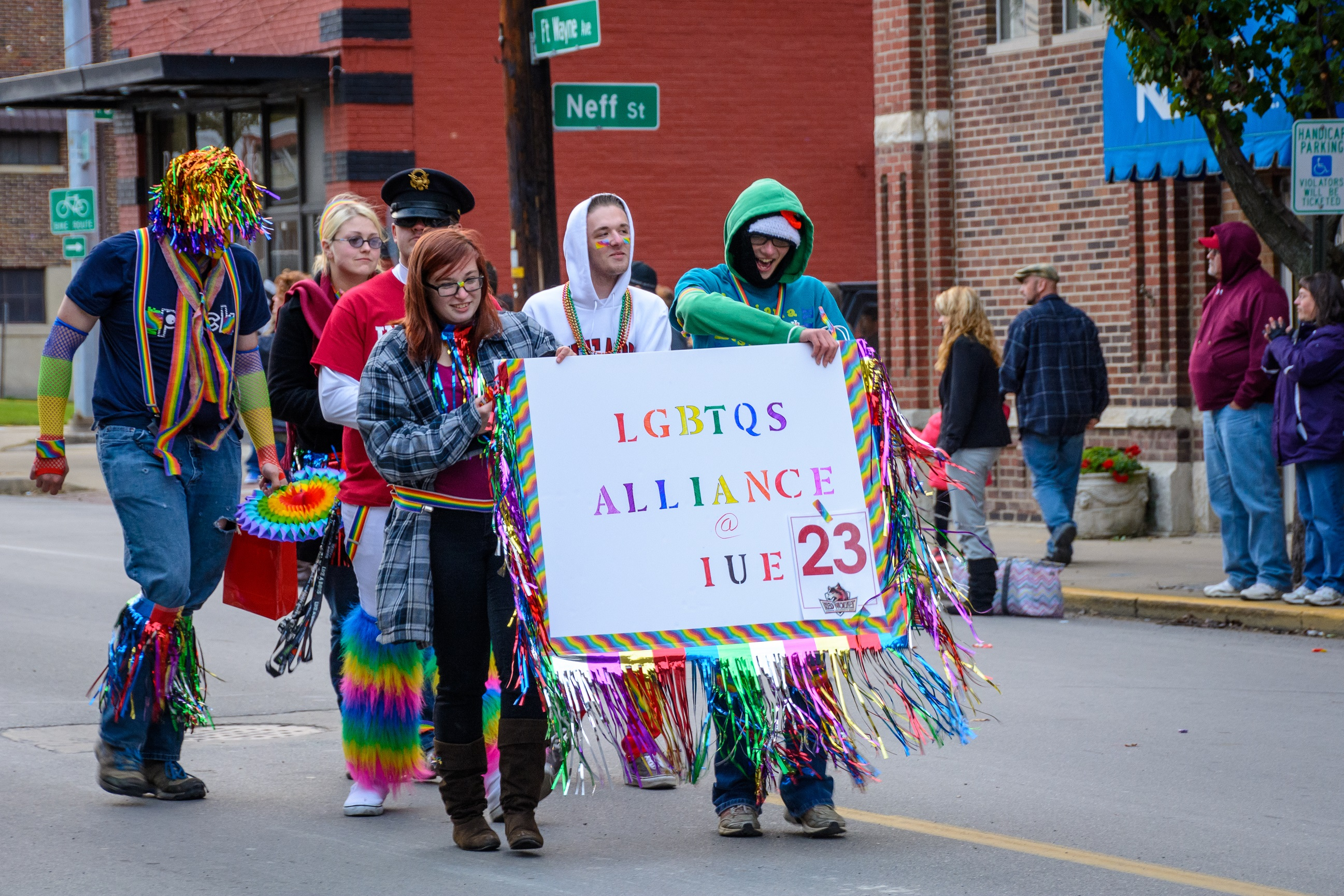 Cover image for IU East LGBTQ+ Archive