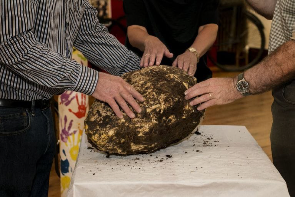 Bog Butter determined to be over 2,000 years old