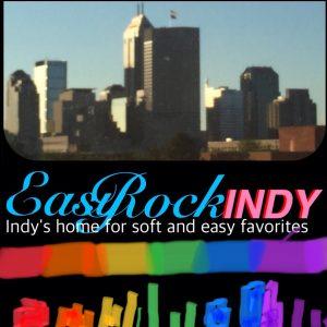 Daniel Moore, Easy Rock Indy Logo, digital art