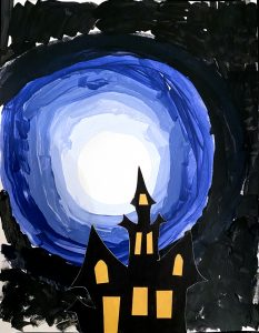 Night by Anton T., gade 8